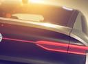 Volkswagen привезёт в Шанхай электрический кроссовер.