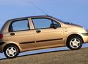 Фотогалерея Daewoo Matiz первого поколения (М100 и М150).