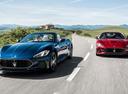 Официальные фотографии Maserati GranTurismo и GranCabrio – смотреть фото на Am.ru.