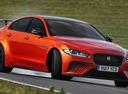 Jaguar представил суперседан XE SV Project 8.Новости Am.ru