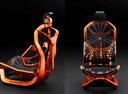 Lexus привезёт в Париж инновационное кресло.