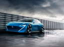 Фотогалерея концепт-кара Peugeot Instinct.